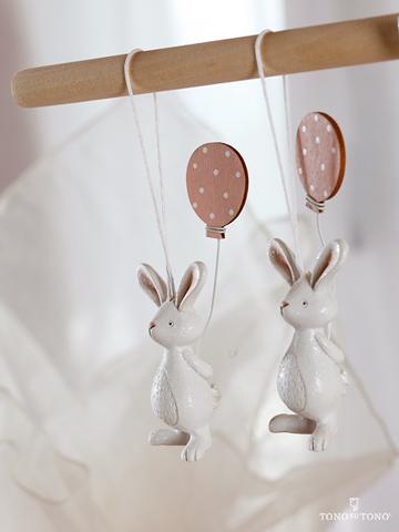 I coniglietti bianchi