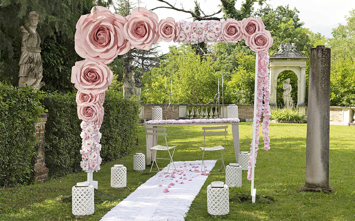Romantic decorations