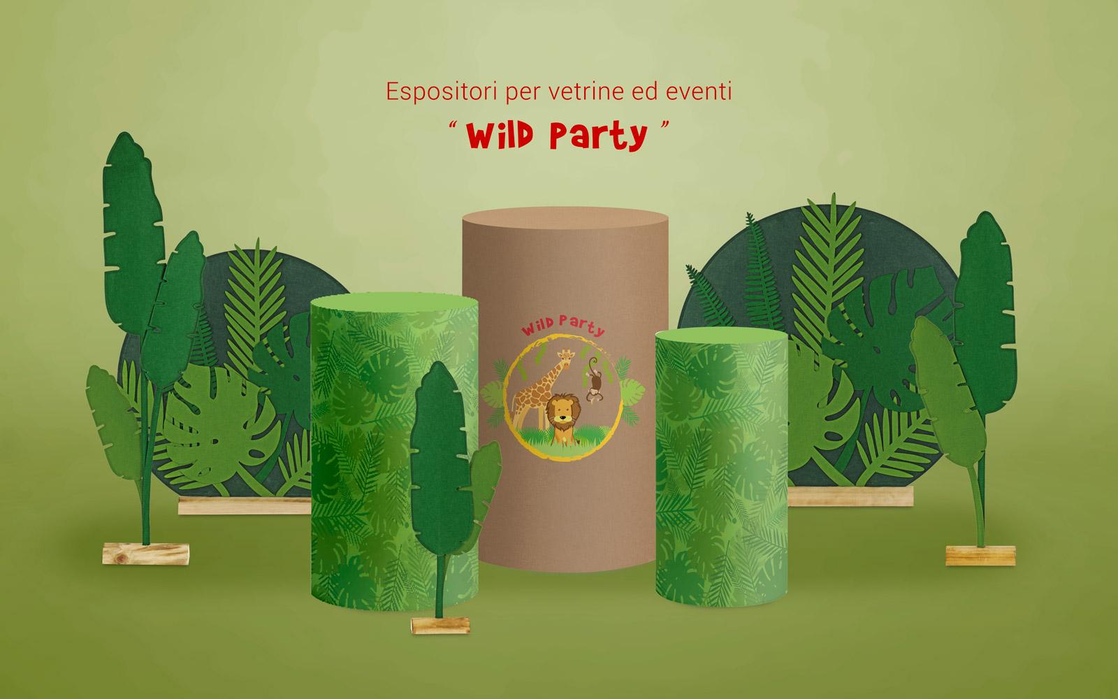 Cilindri Wild Party