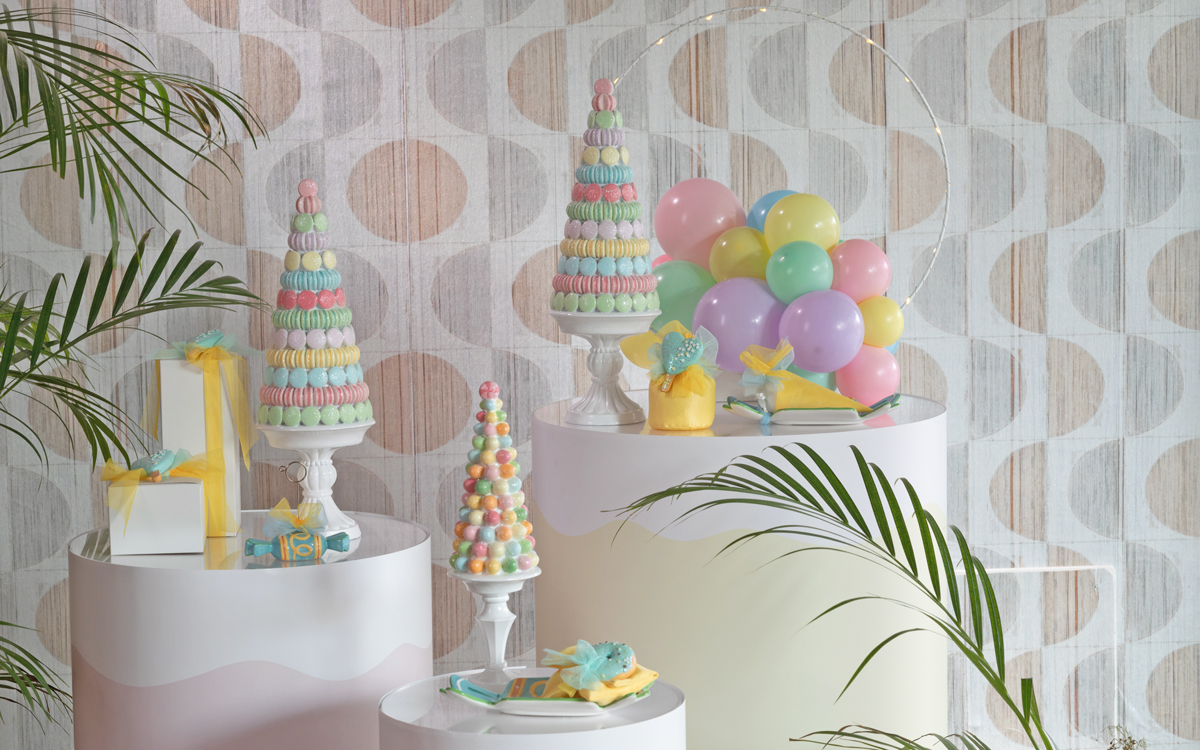 Cilindri party Candy Bar