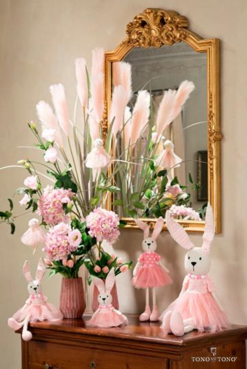 Pasqua in rosa