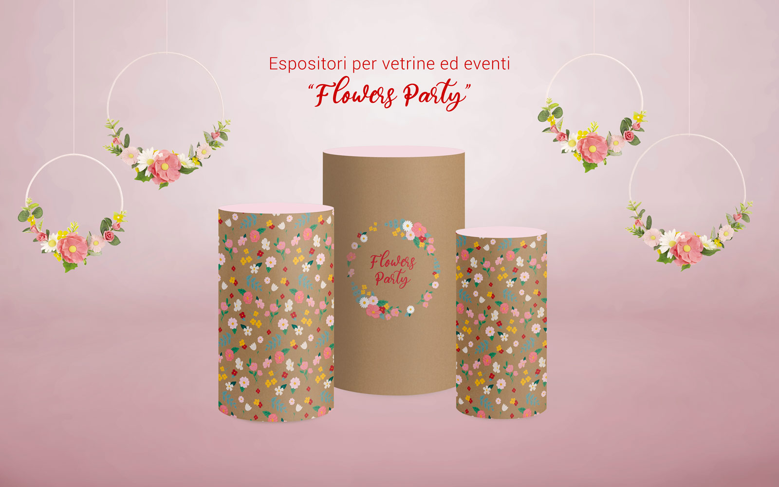 Cilindri Flower Party