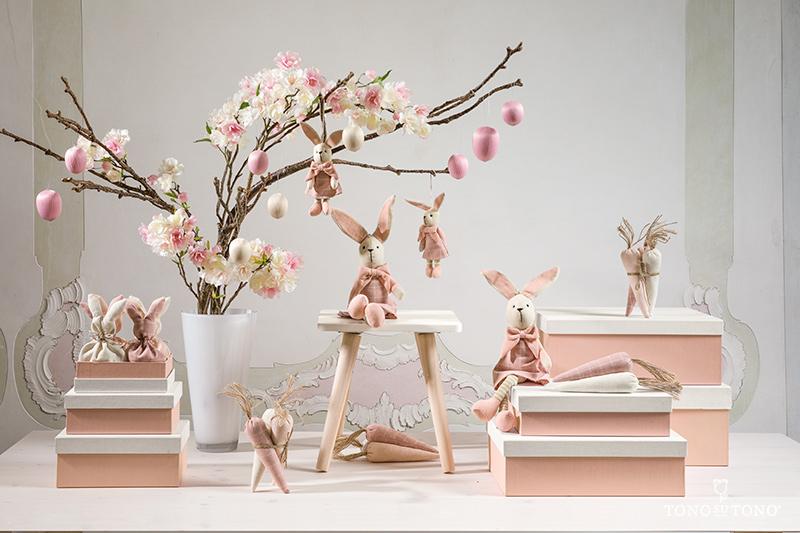 I conigli di Pasqua
