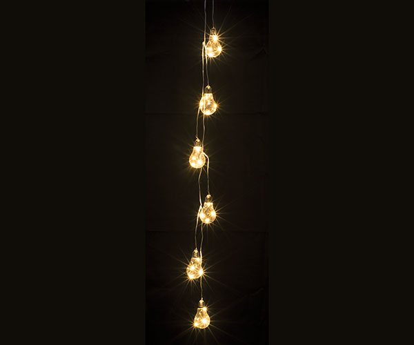 FILO 6 LAMPADINE CON 24 LED