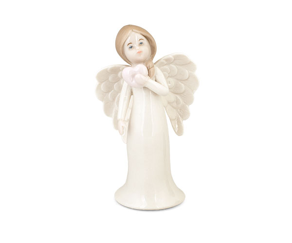 ANGELO PORCELLANA CON CUORE