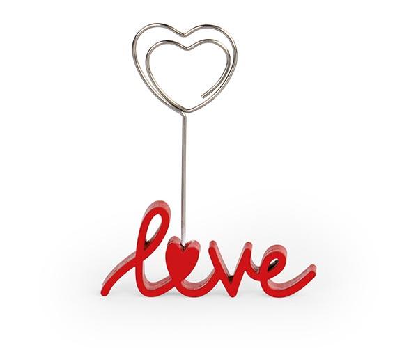 """SEGNAPOSTO """"LOVE"""""""
