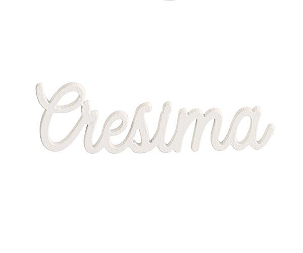 "DECO ""CRESIMA"" BIANCO"