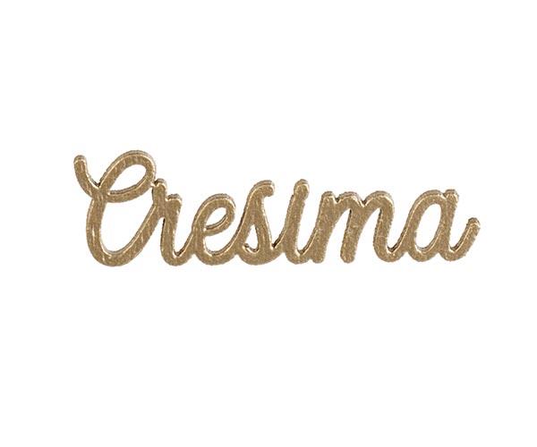 """DECO """"CRESIMA"""" ORO"""