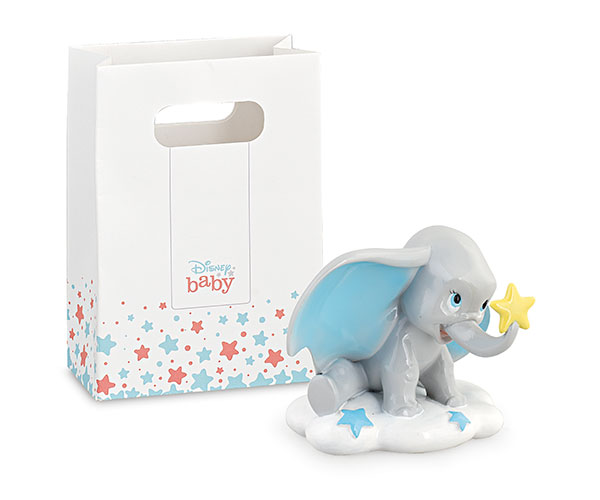 DUMBO AZZURRO CON SHOPPER BOX