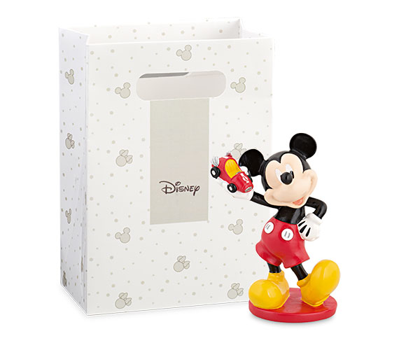 MICKEY CON MACCHINA CON SHOPPER BOX