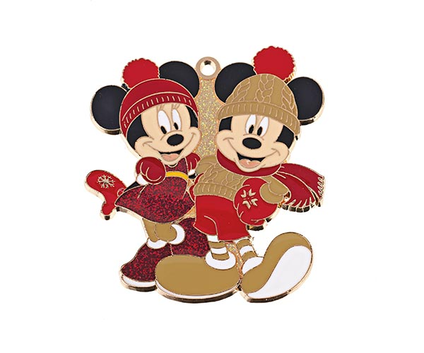 COPPIA MICKEY/MINNIE DA APP.
