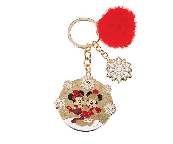 PORTACHIAVI MICKEY/MINNIE