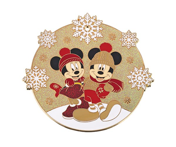 DECORO MICKEY/MINNIE DA APP.