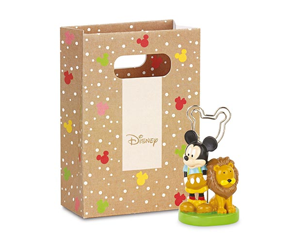 SEGNA.MICKEY CON LE.CON SHOPPER BOX