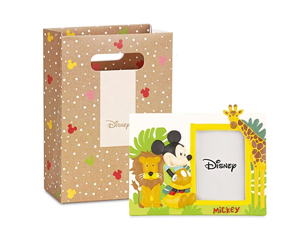 PORTAF.MICKEY WIL.CON SHOPPER BOX
