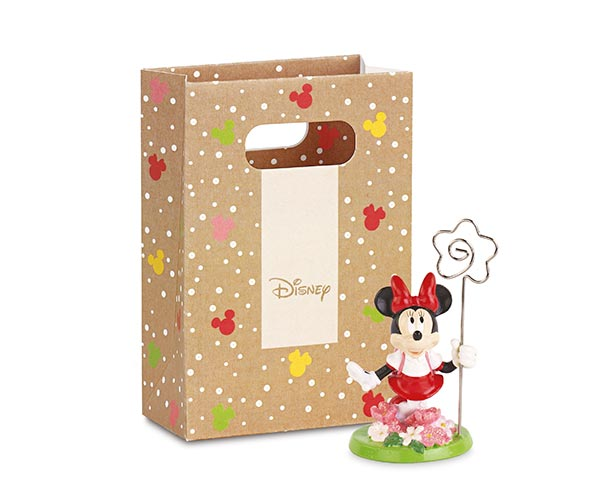 SEGNA.MINNIE CON FIOR.CON SHOPPER BOX