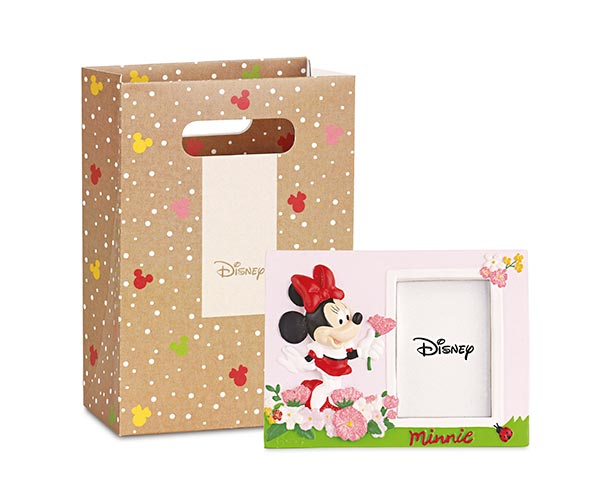PORTAF.MINNIE CON FIO.CON SHOPPER BOX